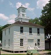 Fayetteville Courthouse