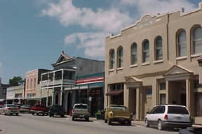 Historic Downtown Bastrop